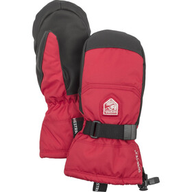 Hestra GORE-TEX Gauntlet Mittens Barn red